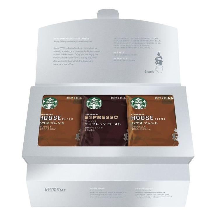スターバックス オリガミ パーソナルドリップコーヒーギフト SB-10S|egiftcenter