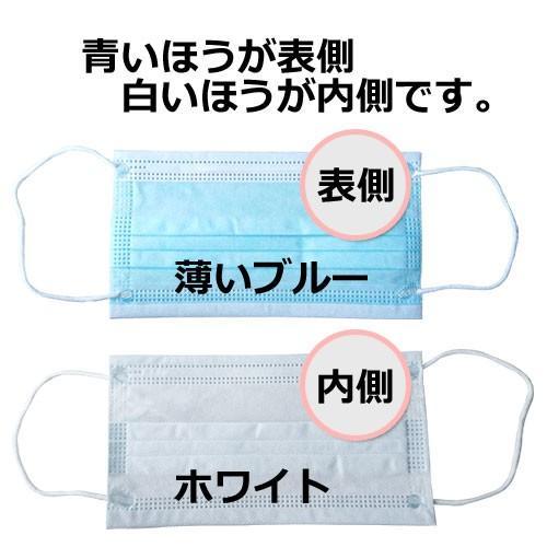 マスク <1箱>50枚 ふつうサイズ メディカルマスク 不織布マスク 立体3層構造 医療レベルのメルトブローンフィルター採用 CE認証済み 国内発送|egmart|07