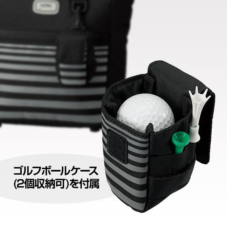 THERMOS サーモス 保冷ラウンドトートバッグ(ゴルフボールケース付き) REU-001(暑さ対策グッズ ペットボトル 冷却 ひんやり)|egolf|06