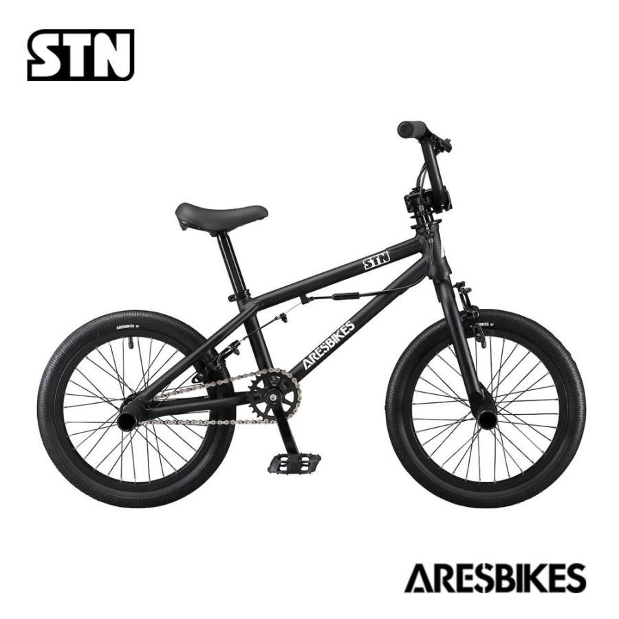ポイント2倍(10/21 10時まで) 23区送料2700円(注文後修正) ARESBIKE(アーレスバイク) STN 2019 幼児・子供用BMX・自転車  送料プランC