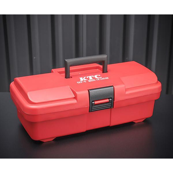 在庫有り KTC 片開きプラハードケース EKP-5 工具箱 プラスチック :EKP-5:EHIME MACHINE - 通販 -  Yahoo!ショッピング