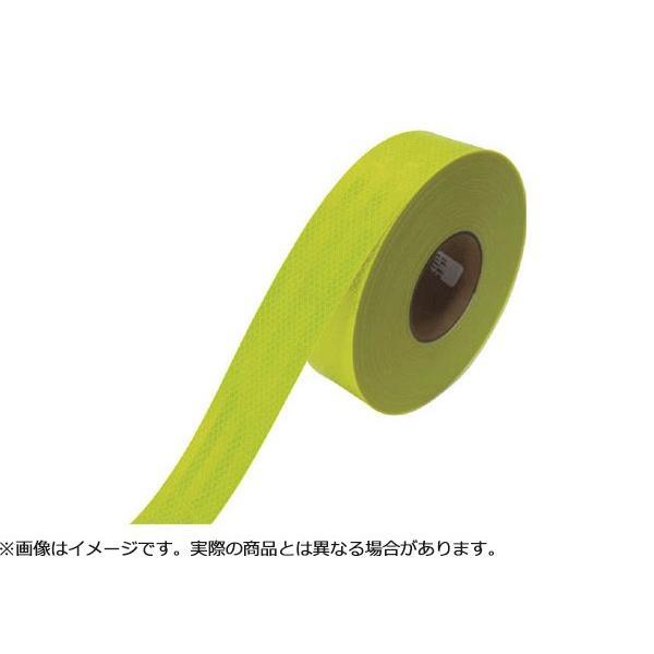 3M スリーエム ダイヤモンドグレード反射シート 蛍光黄緑 50.8mmX45.7m