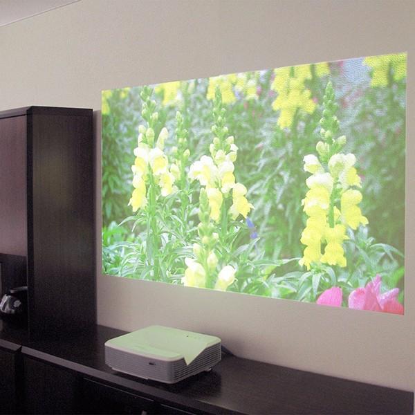 明るい・超短焦点 フルHD 4000lm DLPプロジェクター Optoma オプトマ EH320UST(1080p/3D対応) ehome 05
