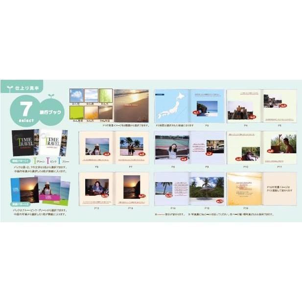 写真とメッセージで綴るアルバムえほん 絵本が作れる 選べるアルバムえほんお仕立て券8|ehon-netcom|17