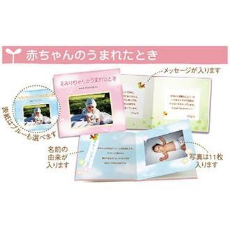 写真とメッセージで綴るアルバムえほん 絵本が作れる 選べるアルバムえほんお仕立て券8|ehon-netcom|04