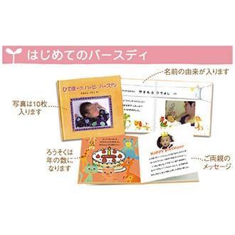写真とメッセージで綴るアルバムえほん 絵本が作れる 選べるアルバムえほんお仕立て券8|ehon-netcom|06