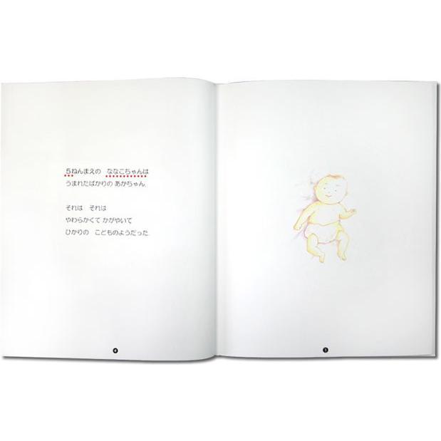 誕生日プレゼント 名前入りオリジナル絵本 女の子 男の子 オーダーメイド おたんじょうびのほん 子供向き/スタンダード ehon-netcom 05