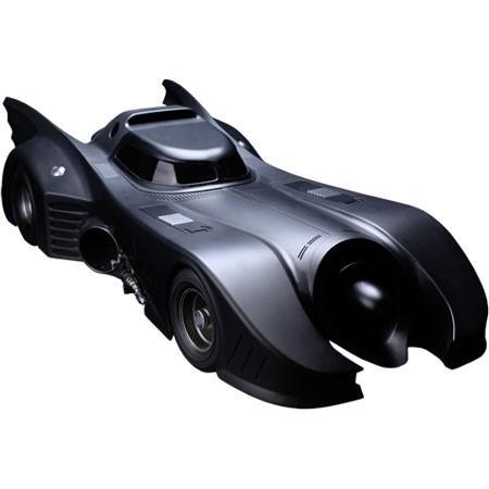 ホットトイズ 『バットマン』 ムービーマスターピース 1/6スケールビークル バットモービル
