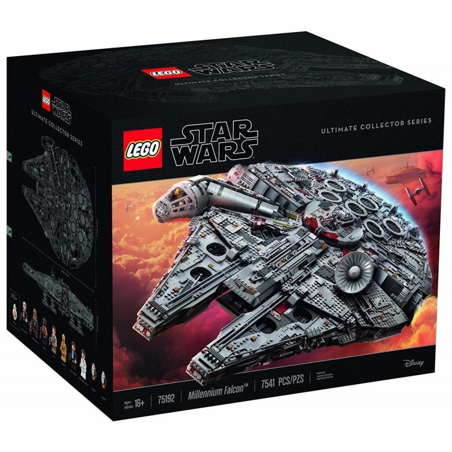 レゴ LEGO スター・ウォーズ ミレニアム・ファルコン 75192 新品 送料無料