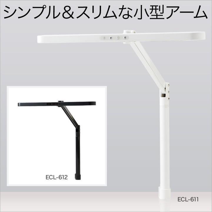 コイズミ デスクライト エコレディ ECL-611 ECL-612 LEDライト
