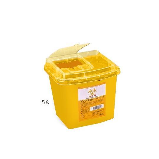 ナビス ディスポ針ボックス 5L 32個 (8-7221-23)
