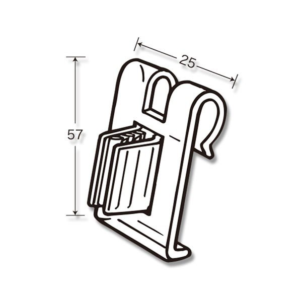 代引き人気 【キャッシュレス5%還元】SGワイヤーサインホルダー (50パック)【イージャパンモール】, 矢東タイヤ 781b7d2a