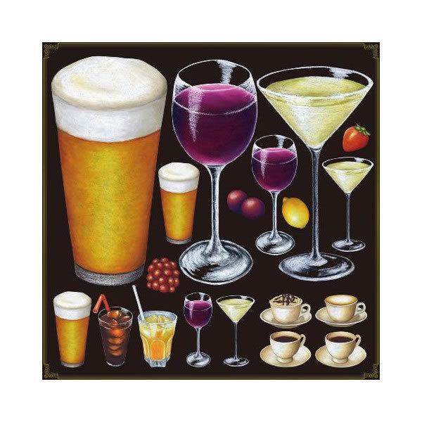 4867 デコシール ビール·ワイン 100個(100個)【イージャパンモール】