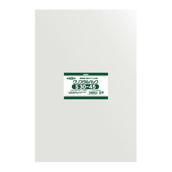 【キャッシュレス5%還元】OPPクリスタルパック S30−45 (1000枚)【イージャパンモール】