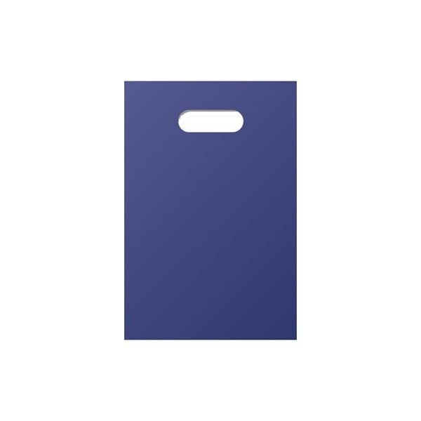 【キャッシュレス5%還元】HDカラーポリ 03 19-28 ネイビー (2000枚)【イージャパンモール】