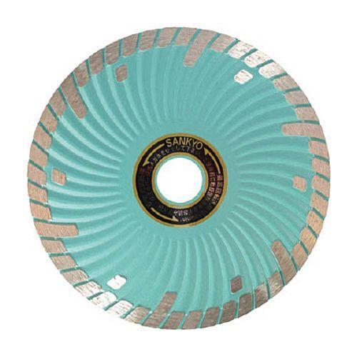 【キャッシュレス5%還元】三京ダイヤモンド工業 SDプロテクトマークII 外径150×刃厚2.4×穴径22.0mm 1枚