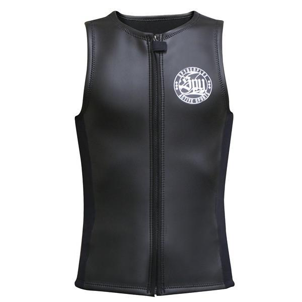 【キャッシュレス5%還元】SPYDERFLEX 17 S/F CLASSIC スキンベスト BLACK XL【スポーツ館】