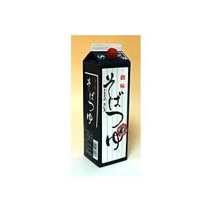 創味食品 そばつゆ 1.8L【イージャパンモール】