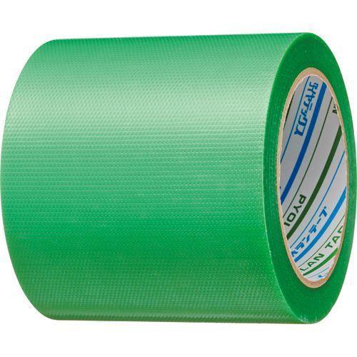 【キャッシュレス5%還元】ダイヤテックス パイオランクロス粘着テープ 塗装養生用 100mm×25m 緑 1セット(18巻)