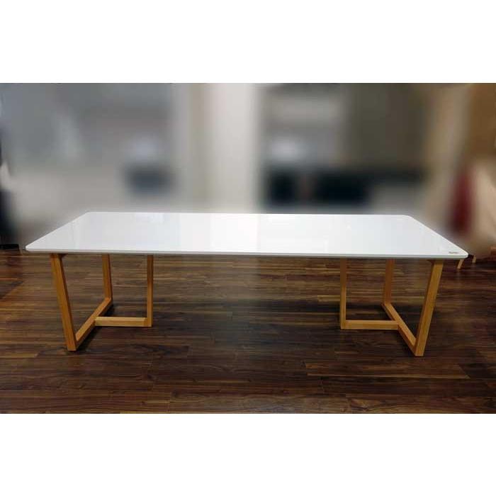 UV塗装 DT540RW/OC 230テーブルW230×D90×H70 天板.脚 天板.脚 色対応 受注生産 家具産地大川製