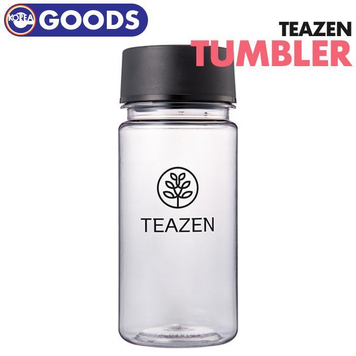 日本正式代理店 即日発送 倉庫 春の新作 TEAZEN 専用タンブラー 健康茶 ティーゼン コンブチャ