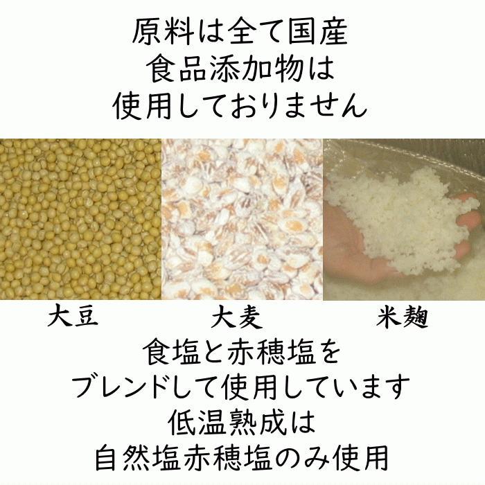 若宮みそ 1Kg 2袋 日本郵便小口セット | 選べる 米味噌 合わせ味噌 九州 甘い味噌 麹みそ|ekubo|06