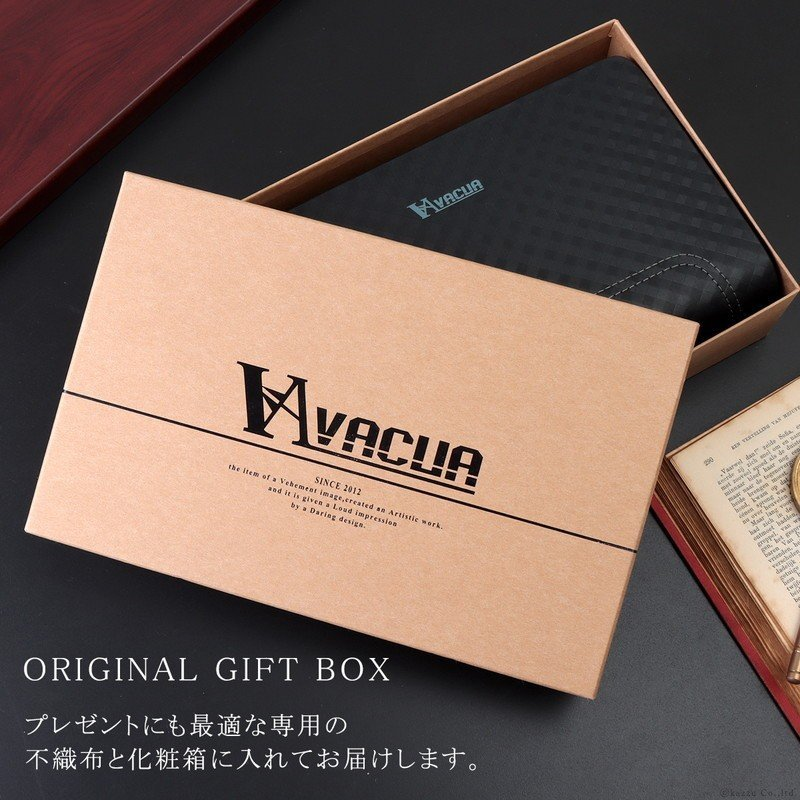 VACUA ヴァキュア セカンドバッグ クラッチバッグ メンズ メンズセカンドバッグ バッグ 鞄 本革 スペインレザー レザー ダブルファスナー メッシュ VA-004|el-diablo|16