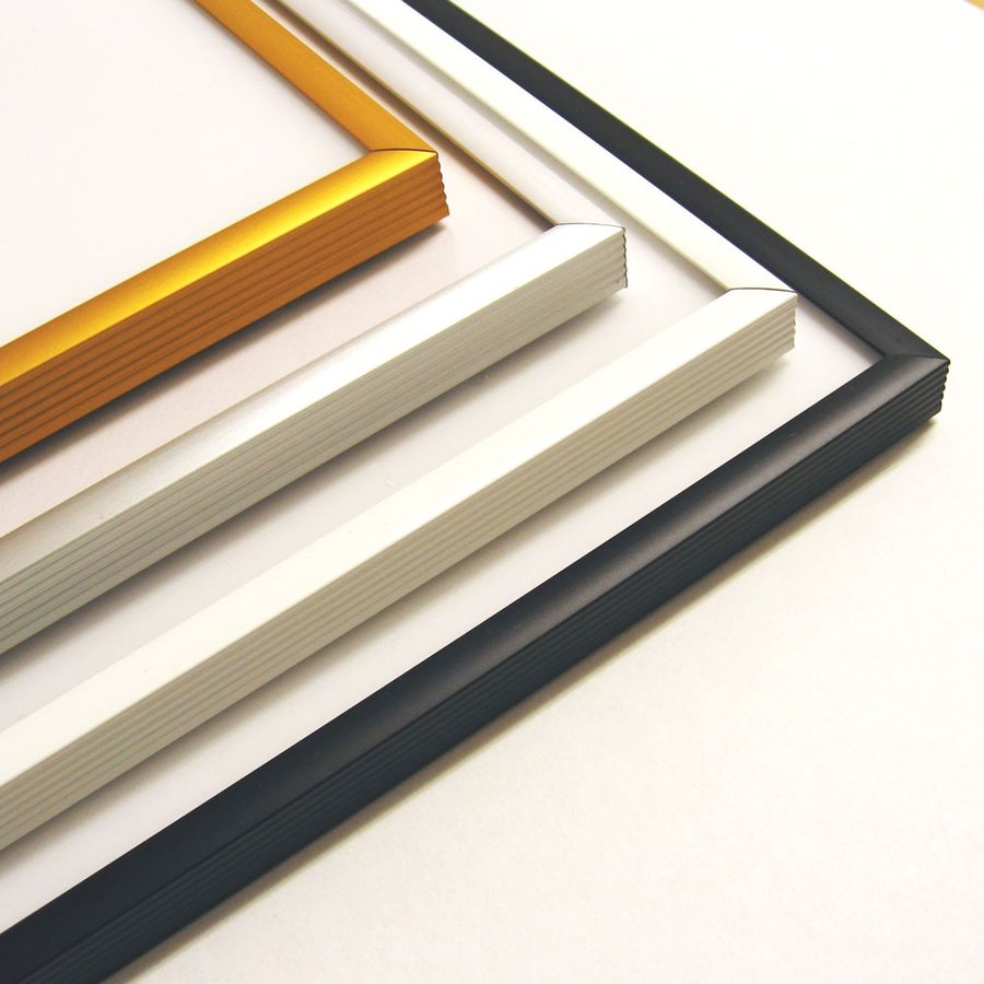 FIT 数量限定 FRAME 700×1000mm アルミ製額縁 ポスターフレーム 受注生産品 特寸 別注製作も可能 WEB限定 製作から発送までに 約7-10営業日 特注