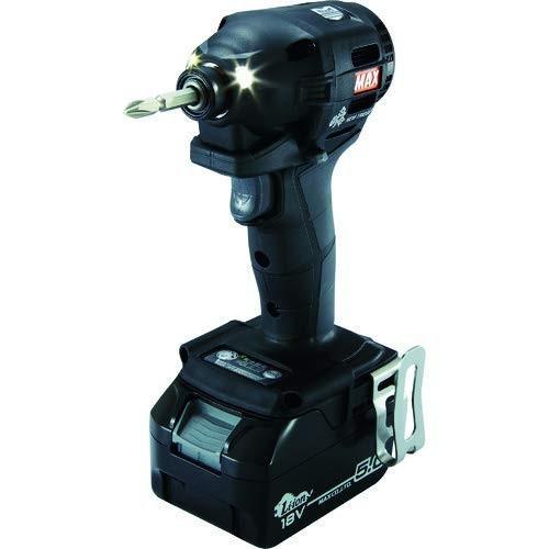 最安価格 マックス(MAX) MAX 充電式ブラシレスインパクトドライバ(黒) PJ-ID152K-B2C/1850A (PJ91187), ペット用品専門店 卸ネット良品 2496b59e