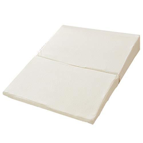 EiYU 形態安定形 ななめ枕 逆流性食道炎軽減 アイボリー お子様用サイズ