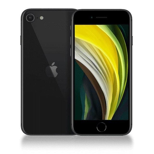 税込 新品未開封 Apple保証付き iPhoneSE2 第2世代 お見舞い 64GB ブラック 本体 A 白ロム MHGP3J SIMフリー