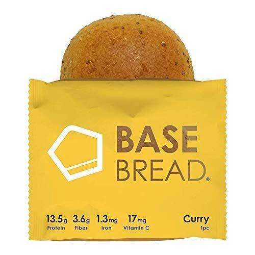 店 BASE BREAD ベースブレッド カレー 完全栄養食 付与 完全食 16袋 食物繊維