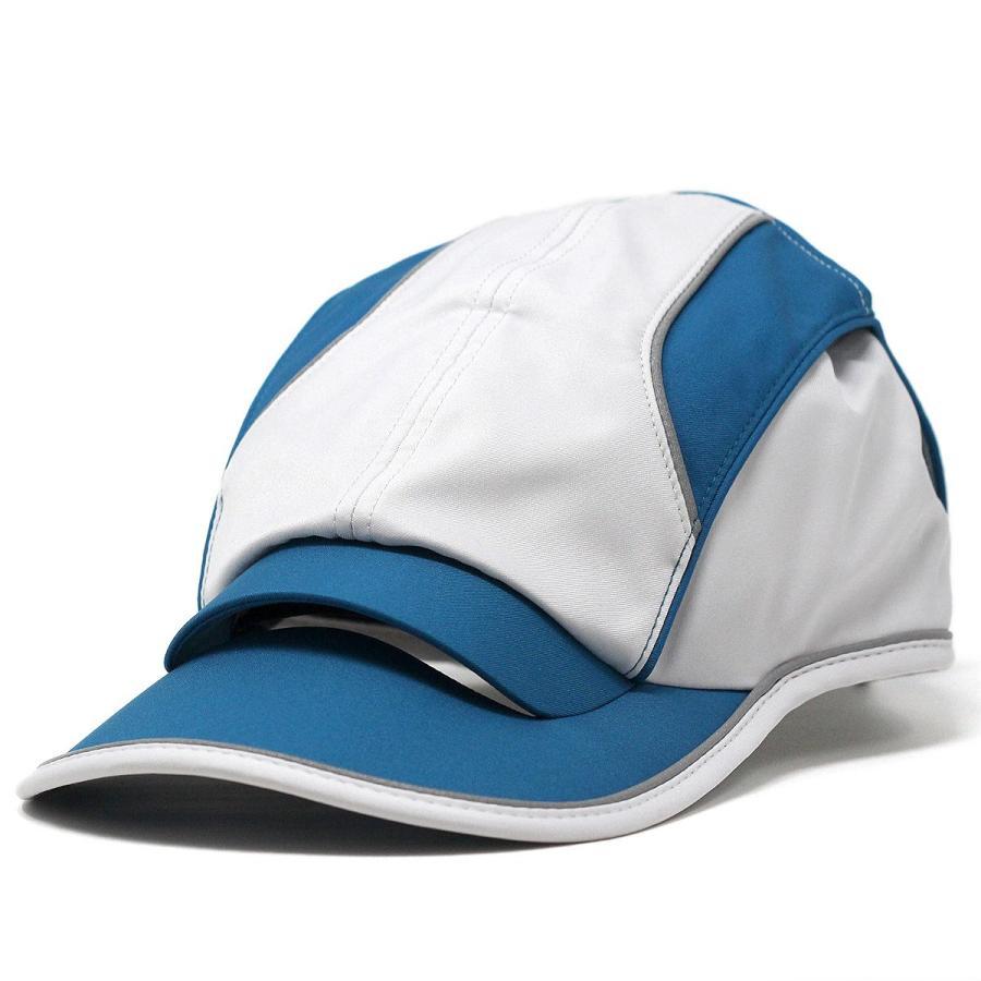 ランニング トレーニング キャップ airpeak speed2 エアピーク レディース メンズ 帽子 アスリート SPEEDII ターコイズ S-00-24-F グレー グリーン