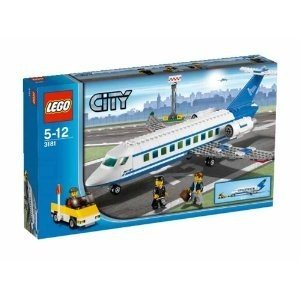 送料無料 新品●LEGO レゴ シティ 旅客機 3181●