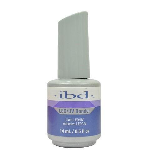 送料無料 新品 LEDamp;UV対応 ibd アイビーディー ボンダージェル 毎日続々入荷 IBD bonder 14ml セルフネイル 激安通販専門店 LED ハードジェル