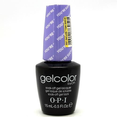 新品 送料無料●OPI gelcolor You're Such a BudaPest GC E74  15ml●オーピーアイ ジェルカラー●LED ジェルネイル ネイルカラー|elelerueru