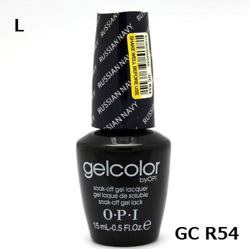 新品 送料無料●OPI gelcolor GC R54 15ml●オーピーアイ ジェルカラー●LED ジェルネイル ネイルカラー|elelerueru