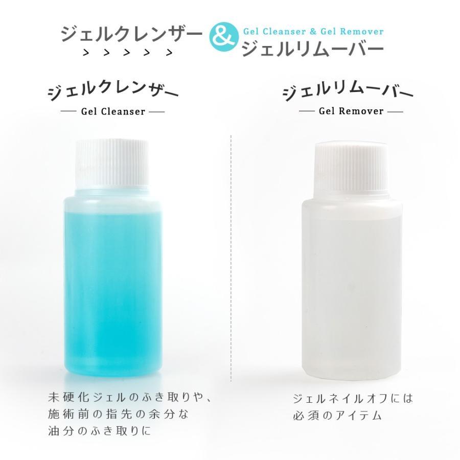 ネイル用品 ジェルクレンザー 即納最大半額 ジェルリムーバー 選択可能 即納 1本 60ml 新品 未硬化ジェルのふき取り ジェルネイルオフ アセトン100% 日本製 ネイルオフ