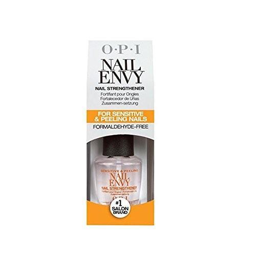 ネイル用品 新品 箱痛み OPI ENVY ネイル エンビー エンヴィー 2枚爪専用 センシティブamp;ピーリング センシティブピーリング 5%OFF 15ml 直営ストア ストレングスナー
