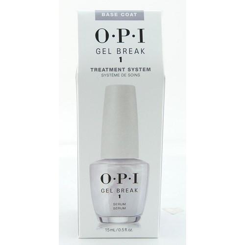 OPI ジェルブレイク GEL BREAK セラムベースコート Serum Base Coat ファッション通販 ベースコート ネイルケア美容液 セルフネイル 送料無料 ネイル 激安通販専門店 オーピーアイ トリートメント