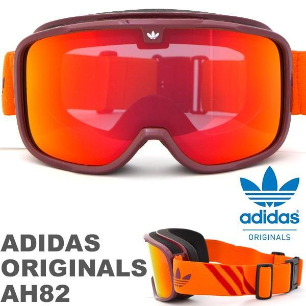 スノーゴーグル adidas ORIGINALS アディダス オリジナルス AH82 メンズ レディース スノボ スノーボード 得割40