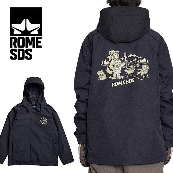 スノーボードウェア ROME SDS ローム メンズ DRIFTER JACKET ジャケット スノボ スノーボード コーチ シャツ 30%off