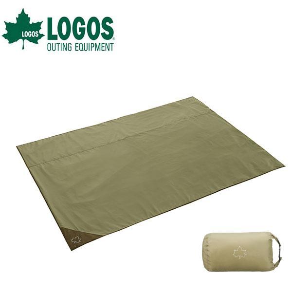 ロゴス LOGOS テントぴったり防水マット・XL インナーシート テントマット インナーマット アウトドア キャンプ 71809605