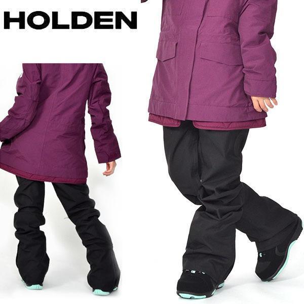セール 登場から人気沸騰 スノーボードウェア HOLDEN ホールデン WS SKINNY STANARD PANTS レディース パンツ BLACK ブラック スノボ ボトムス 得割25, クリサワチョウ 61529b9a