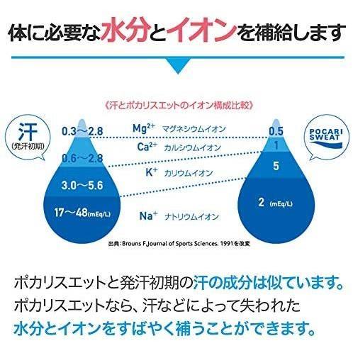 大塚製薬 ポカリスエット パウダー (74g)1L用×5袋|eleven-back|03