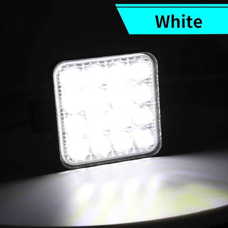 LED作業灯 ワークライト4台 ト48W 投光器 LED投光器4台セット elexparts 04