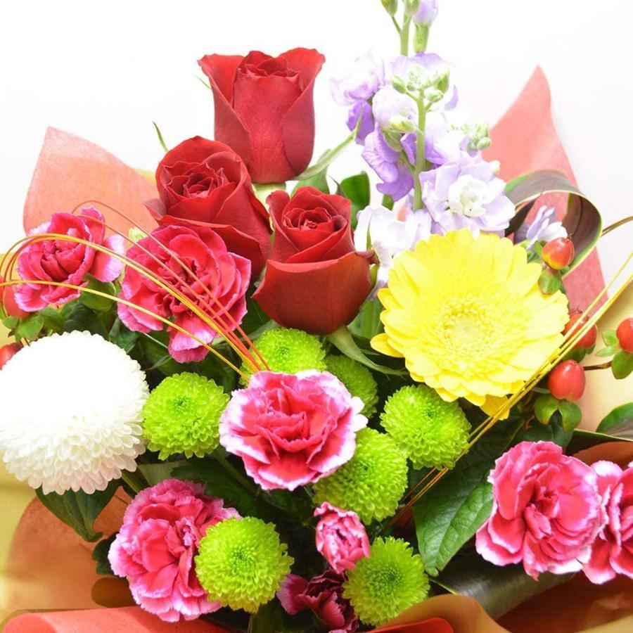 和風 スタンディングブーケ 花 ギフト 贈り物 花束 誕生日 elfleur 02