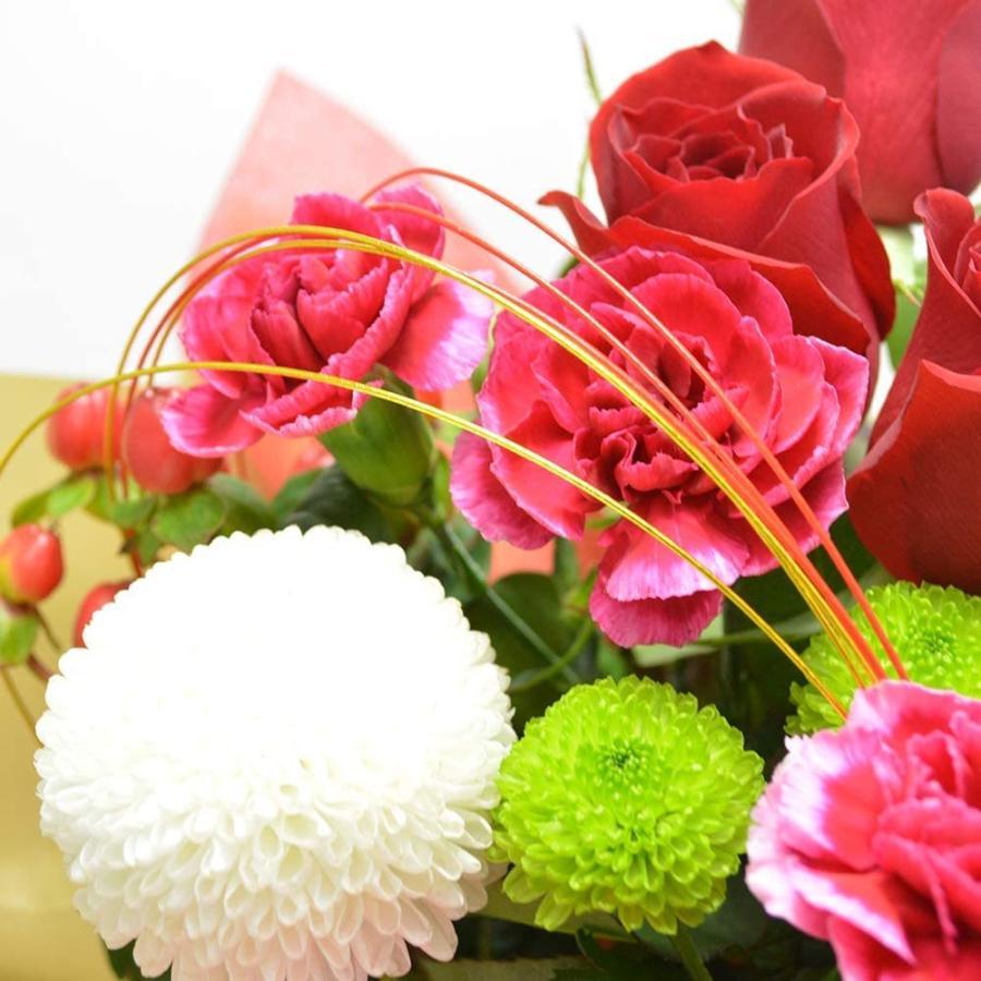 和風 スタンディングブーケ 花 ギフト 贈り物 花束 誕生日 elfleur 03