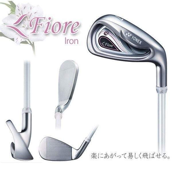 【メーカー直売】 ヨネックス-YONEX- Fiore Iron set Iron フィオーレ アイアン5本セット(#7〜9,PW,SW)(レディース) フィオーレ【FR500カーボンシャフト set】, 小野田市:5f6f2c2b --- airmodconsu.dominiotemporario.com