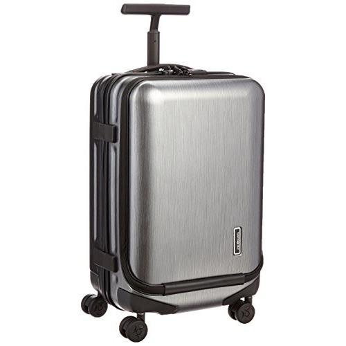 [サムソナイト] Samsonite スーツケース イノバ スピナー55 フロントポケット 31L 3.3kg フロントオープン 機内持込可 U91*